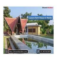 Luxury farm house in Noida